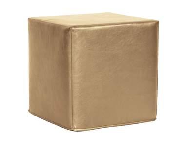 "Gold Vinyl Block 17"" Cover"