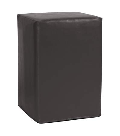 "Black Vinyl Block 17"" Cover"