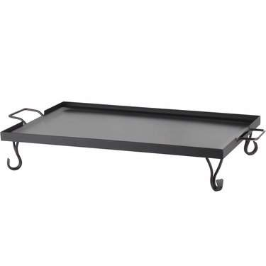Iron Griddle with Stand