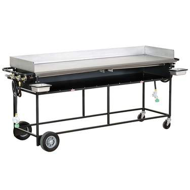 6' Griddle Outdoor