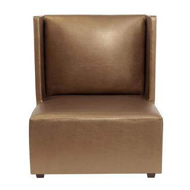 Chair Square Shimmer Bronze