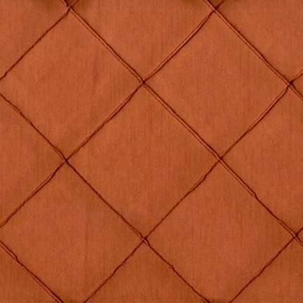 Pintuck Copper 108 Quot Round Linen Rentals