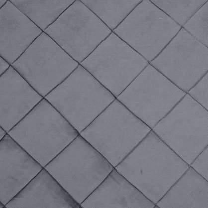 Pintuck - Silver