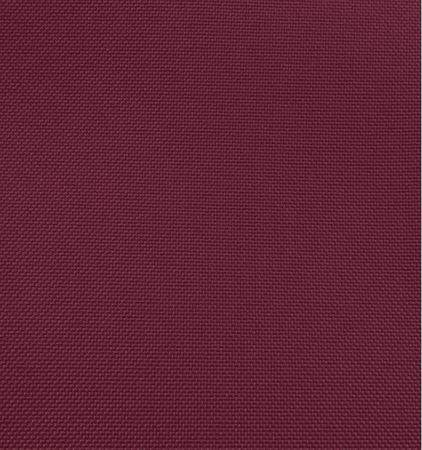 "Burgundy Polyester 90"" x 132"""