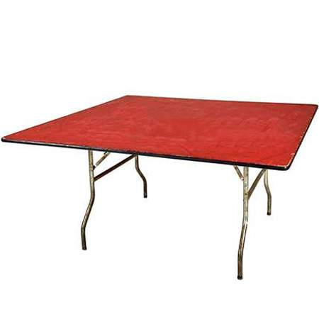 Square Table 66""