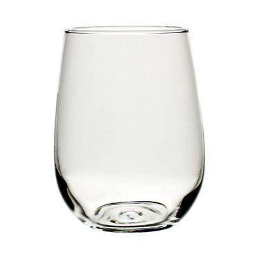 Stemless White Wine Glass 17oz