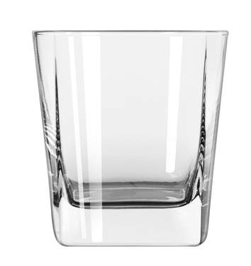 Square Rocks Glass 10oz