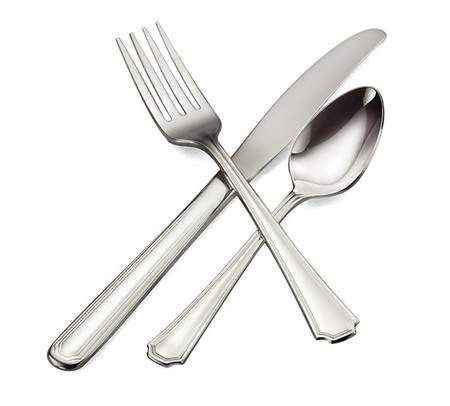 Seneca Silverplate Flatware
