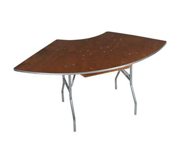 Table Serpentine 3' X 8'