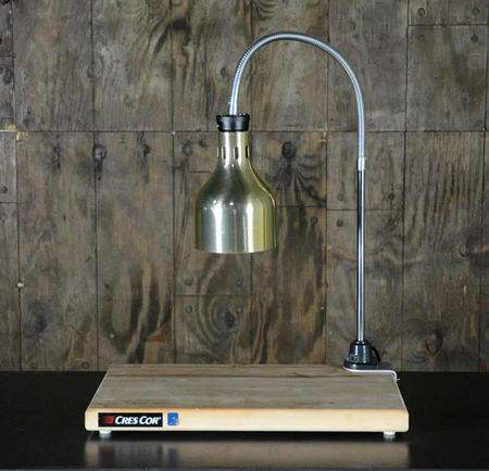 Brass Carving Station