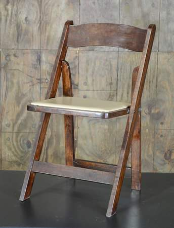 Fruitwood Folding Chair Seating And Chair Rentals For