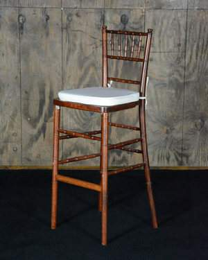 Fruitwood Chiavari Bar Stool