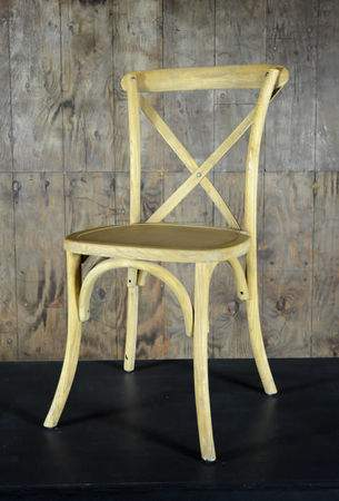 Natural Bistro Chair