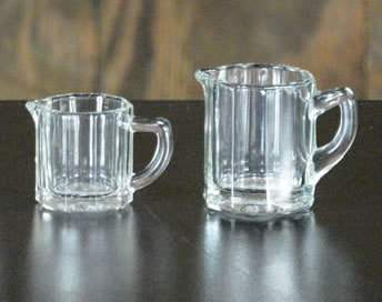 Crystal Creamer Pitcher 2oz
