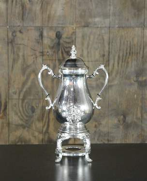 Silver Urn 25 Cup