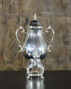 Silver Urn 50 Cup