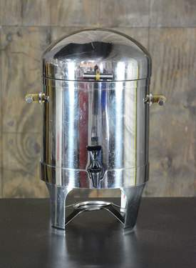 Stainless & Brass Urn 90 Cup