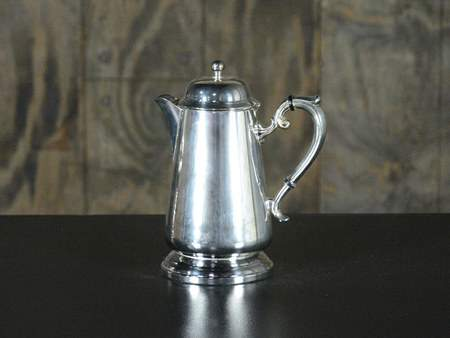 Silver Coffee Server 10 Cup