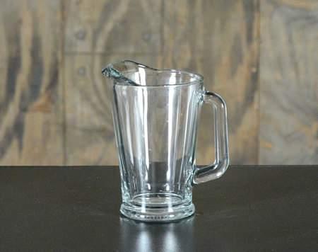 Glass Pitcher 64oz