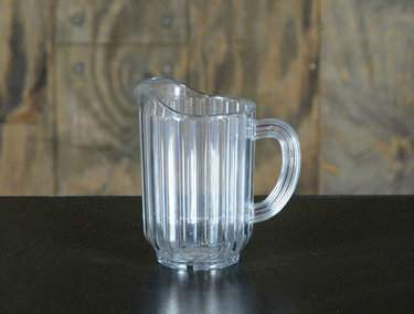 Plastic Pitcher 64oz