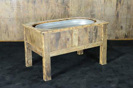 Beverage Trough Stand 1