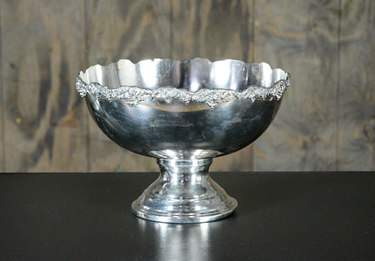Punch Bowl Silver 8.5qt