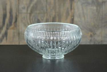 Punch Bowl Crystal 6qt
