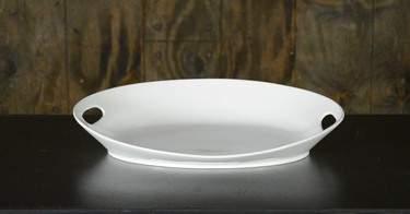 Oval Platter w/ Handles