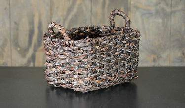 Wicker Bread Basket Large