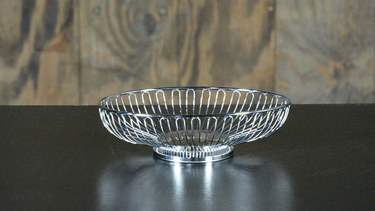 Wire Bread Basket Oval