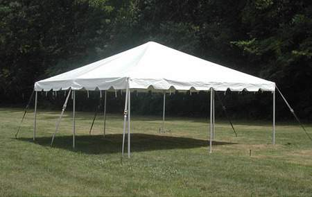 Frame Tent White Top & Large Tent Rentals | Tenting Rentals