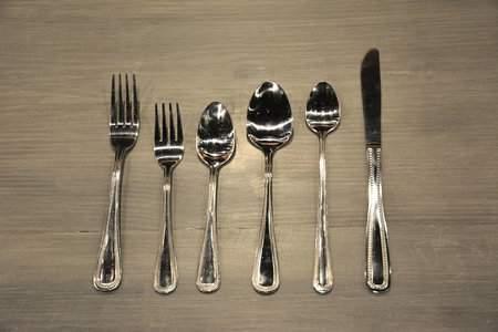 Needlepoint Dessert Spoon