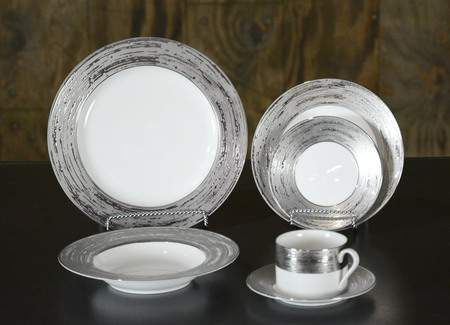 Galaxy Platinum China - Salad Plate