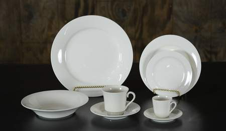 Ivory China - Dinner Plate