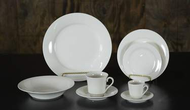 Ivory China - Salad Plate
