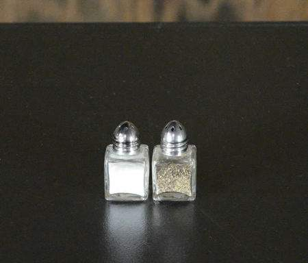 Salt & Pepper Sets Mini Cubes