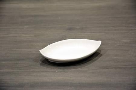 White Ceramic Amuse Bouche Plates Tidbit Plate China
