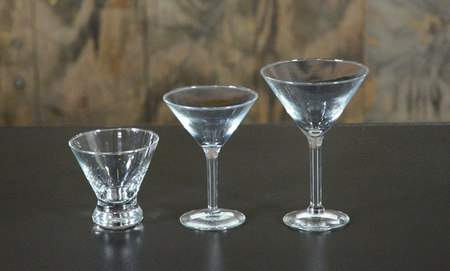 6oz Martini Glass