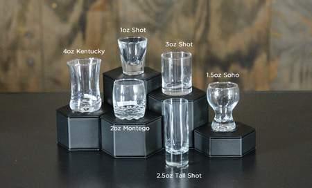 Montego Shot Glass 2.5oz