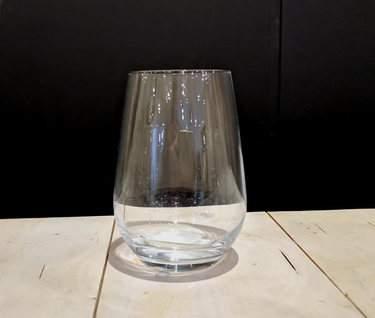 Stemless 19oz Forte Wine Glass