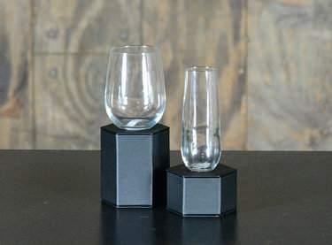Stemless 8.5oz Champagne Glass
