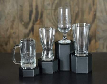 Beer Glasses - 10oz Footed Pilsner