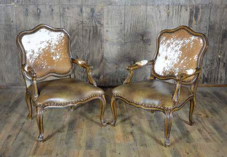 John Wayne II Side Chair