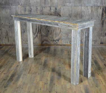 Reclaimed Community Table
