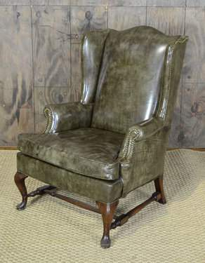 Ernesto Wingback Chair