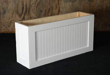 Flower Box White