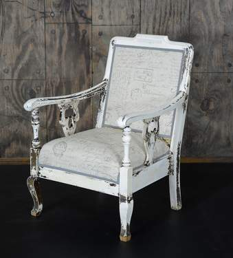 Marseilles Vintage Arm Chair