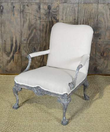 Driftwood King Jute Side Chair
