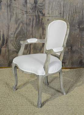 Driftwood Queen Anne Side Chair