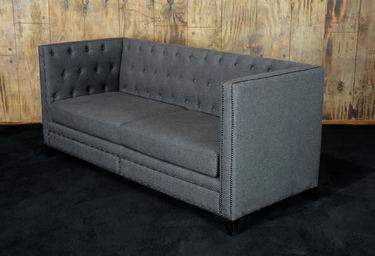 Brooks Charcoal Couch